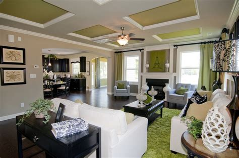 choosing paint colors for an open floor plan painting an open concept space