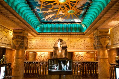 american themes in london harrods ancient egyptian interior theme