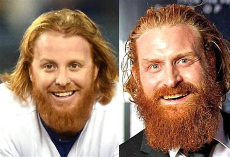sports doppelgangers volume    game  dodger thrones edition dubsism