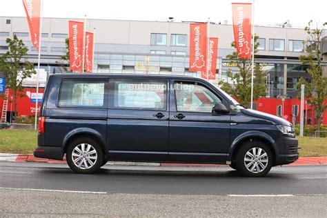 Volkswagen Hybrid 2020 by Spyshots 2020 Volkswagen T7 Mule Might Be A In