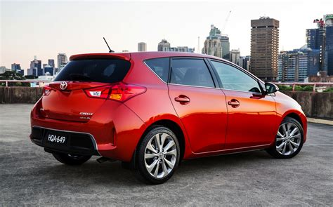 Toyota Corolla Specs 2013 Toyota Corolla Pricing And Specifications Photos 1