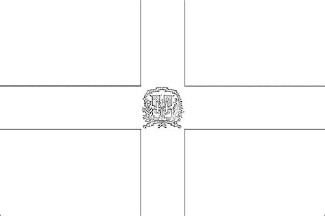 dominican republic coloring pages