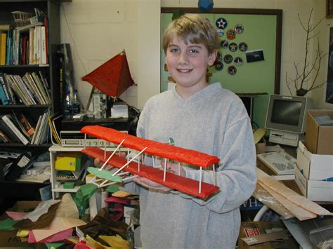 How To Make A Model Airplane Out Of Paper - modeling the wright 1902 glider