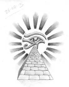 tattoo sketch a day egyptian august 22nd 31st