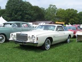 77 Chrysler Cordoba 1977 Chrysler Cordoba Related Infomation Specifications