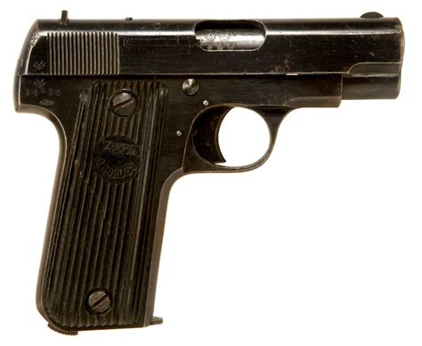 Pistol L by Deactivated Wwii Marked Unique 17 Pistol