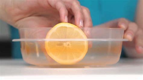 Backofen Reinigen Mit Zitrone by Hausmittel Und Haushalt Tipps F 252 R Eine Schadstofffreie
