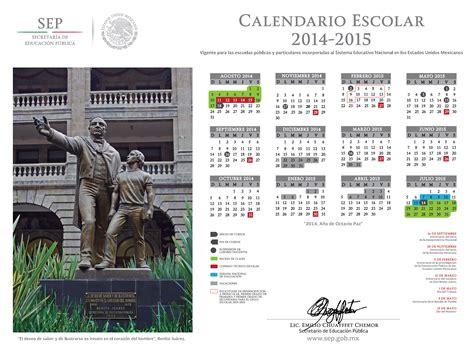 Calendario Oficial 2015 Calendario Escolar Oficial Sep 2017 2018