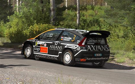 Citroen C4 Rally by Jeroen Swaanen Citroen C4 Wrc Racedepartment