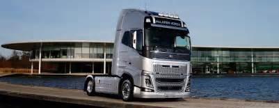 Www Volvo Truck Mclaren Formula 1 Volvo Trucks Becomes Official Supplier