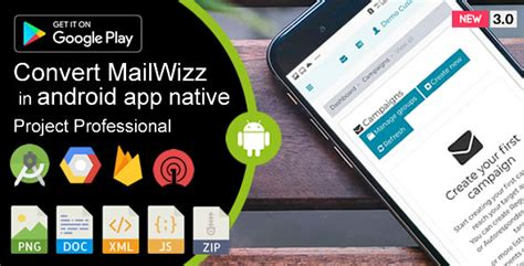 Weboox Convert Mailwizz Email Marketing To App Android Download Weboox Convert Mailwizz Mailwizz Email Templates