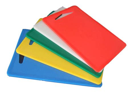 chopping board plastic china with handle rectangular plastic cutting board with