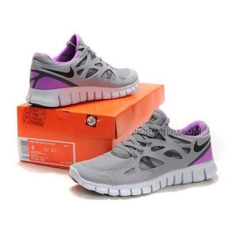 nike shoes on sale for nike free run 2 waterproof womens shoes grey purple on