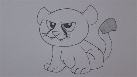 dibujos de pumas como desenhar um puma youtube