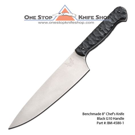 benchmade chef discontinued benchmade 4580 1 prestiedges 8 in chef knife