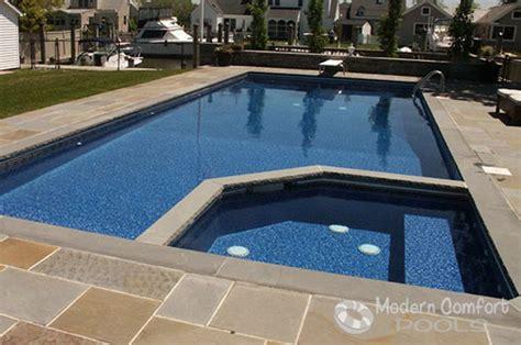 modern comfort pools modern comfort pools spas baja spas for long islanders