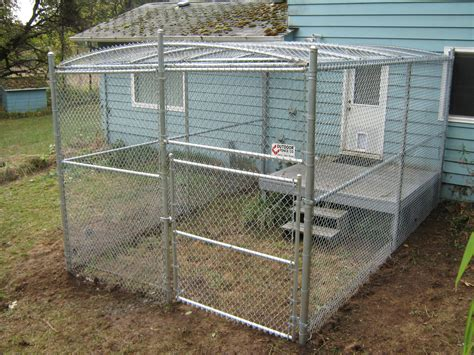 outside dogs outside kennels runs large kennel panels diy fence 1 pictures