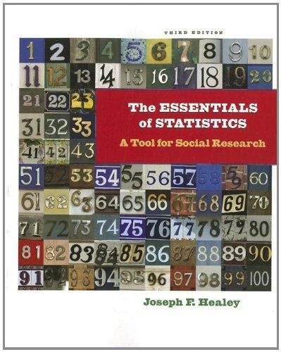 essentials of social statistics for a diverse society books 9781111829568 the essentials of statistics a tool for