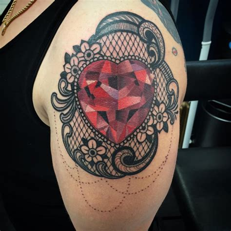 ruby tattoo designs ruby lace design ink lace