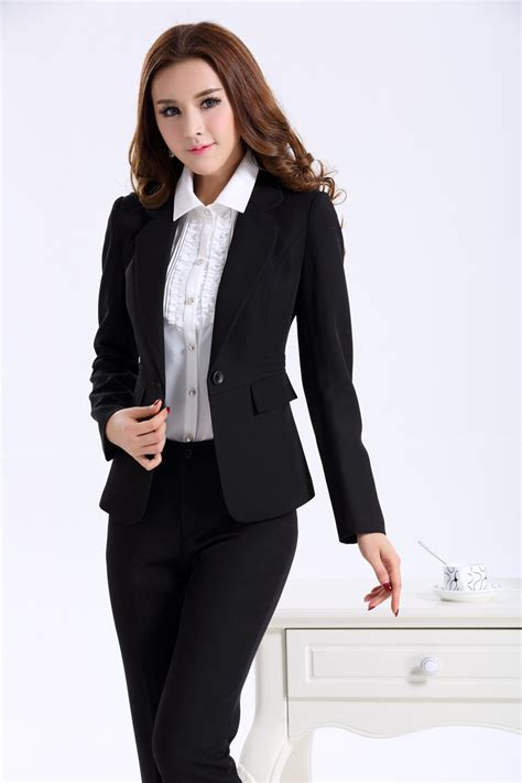 business dress business suits formal office suits work wear autumn