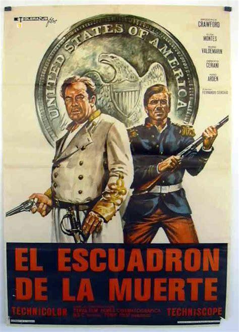 film western un dolar gaurit online quot escuadron de la muerte el quot movie poster quot per un
