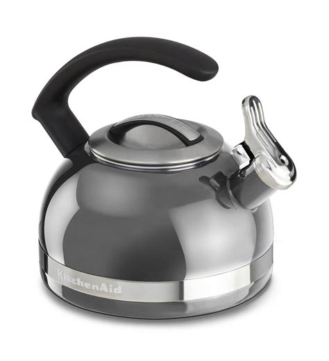 Kitchenaid Quart Kettle Kitchenaid 2 0 Quart Kettle With C Handle And Trim Band