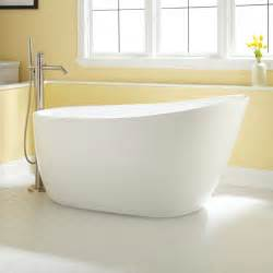 Freestanding Oval Bathtub Freestanding Tubs And Soaking Tubs Signature Hardware