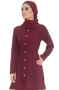 Elif Tunik Blouse Muslim 77 best images about kurti on shirts for cotton blouses and black tunic