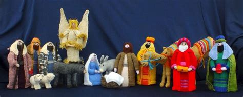 knitting pattern nativity 17 best images about kerst on pinterest felt christmas