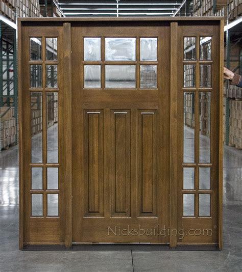 Prairie Style Exterior Doors Exterior Prarie Doors