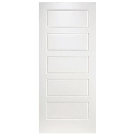 5 Panel Interior Door Riverside 5 Panel Interior Door Rona