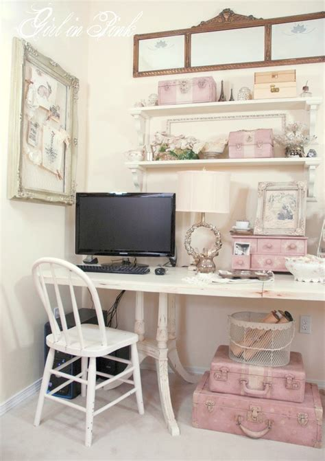 home decor shabby chic style attractive shabby chic office decor shabby chic country