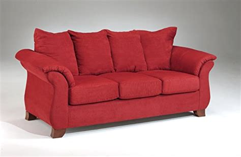 Sofas That Are For Your Back by Roundhill Furniture Sensations Microfiber Pillow Back Sofa