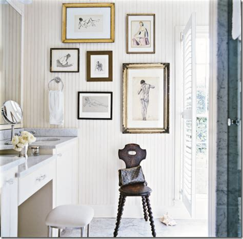 bathroom artwork ideas book giveaway southern living style simplified bee