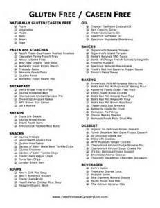 best 25 gluten free shopping list ideas on