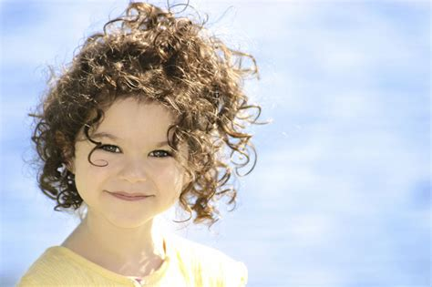 Kids Curly Hairstyles | 7 tips for styling curly haired kids tlcme tlc