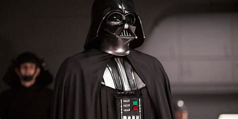 darth vader and how darth vader s costume was changed for rogue one