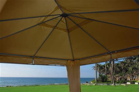 10 x 10 awning 10 x 10 beige gazebo canopy