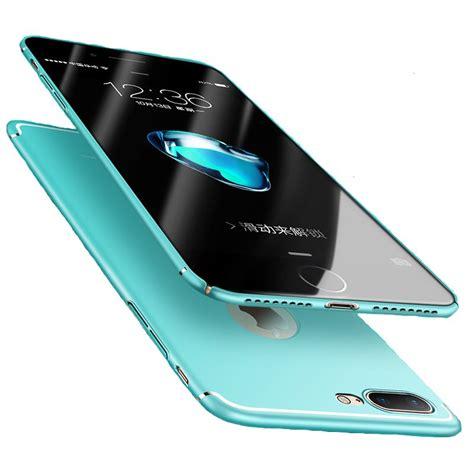 Jaz Iphone 7 7 Plus 6 6s Slim Silicone Casing Black Premium 10 slim anti fingerprint pc for iphone 8 8plus 7 7