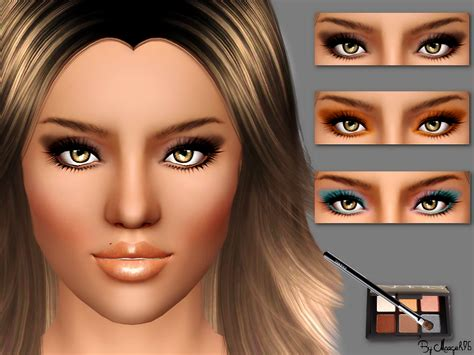 my sims 3 blog summer my sims 3 blog summer lovin eyeshadow by margeh75