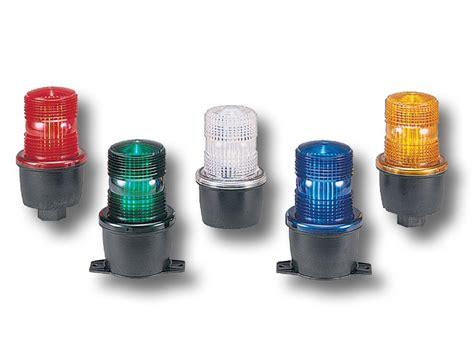 Strobo Federalsignal lp3s streamline 174 low profile strobe light federal signal