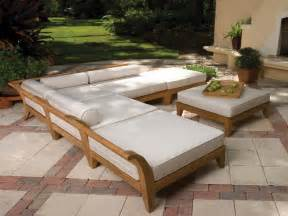 how to build pallet patio furniture pallet diy make more patio furniture for less the homes