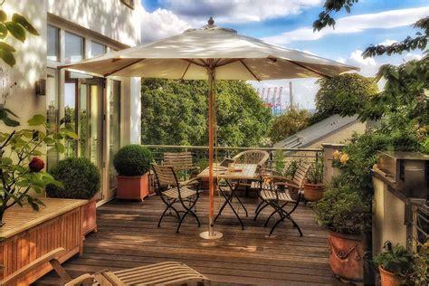 terrazza legno ancoraggio sicuro su terrazze in legno with