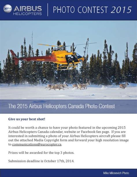 contest 2015 canada 2015 photo contest airbus helicopters canada