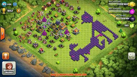 coc layout funny the gallery for gt th8 clan war base layout