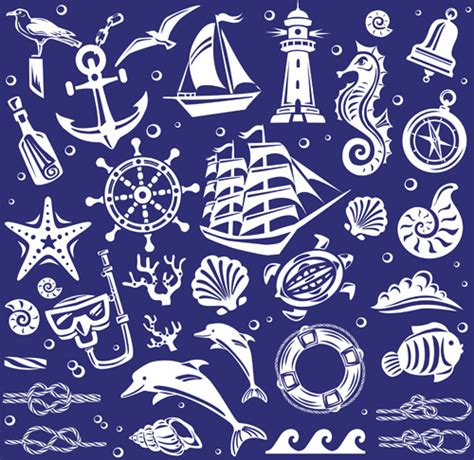 pattern format cdr marine free vector download 435 free vector for