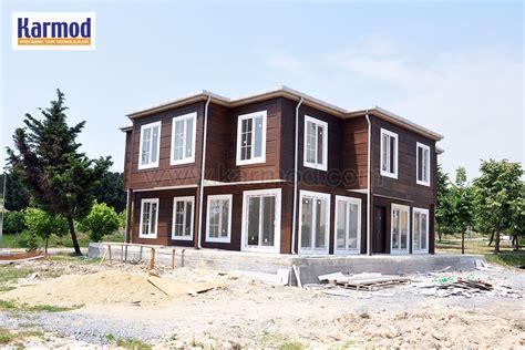 prefabricated houses in prefab modular homes karmod