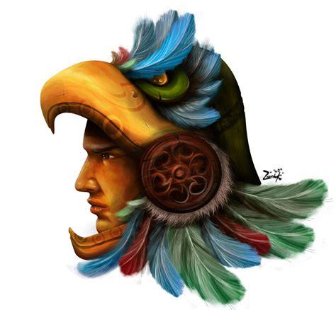 imagenes de aztecas chidas guerrero azteca by zanedrak on deviantart