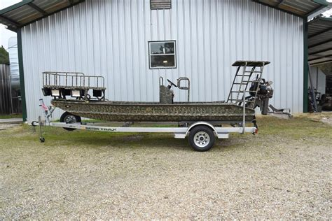 gator trax bowfishing boats bowfishing platform gator trax boats