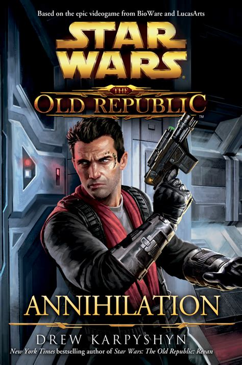 the republic annihilation cover info